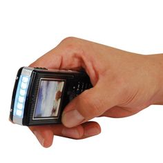 Pretender 4.5 Million Volt Cell Phone Stun Gun 4.5 Million Volt Cell Phone Stun Gun pretends to be a camera cell phone, but it's not. It's a powerful 4.5 million volts stun gun. This cell phone stun gun will really give you the edge since an attacker will think you are just carrying a cell phone. It also has a very bright built-in 12 LED flashlight.