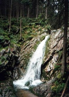 Waterfalls, Outdoor, Beautiful, Outdoors, Outdoor Games, The Great Outdoors, Falling Waters, Waterfall