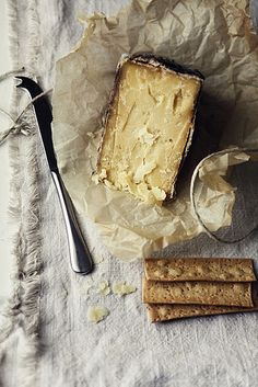 Cheese, wine & a delicious baguette. Food need not be complicated if it's this glorious
