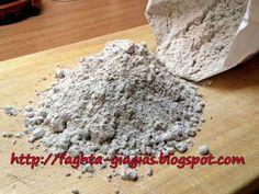 Αλεύρι Σίκαλης ή Σικάλεως Rye Flour, Food, Decor, Dekoration, Decoration, Essen, Yemek, Meals