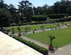 Garden in the Vatican Museum Rome, Italy CET/Summer Italian Studies 2015 @Cetacademicprograms