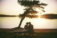 wedding photography | sunset