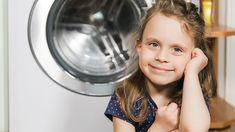 Vychytávky do kuchyně i do bytu: 8 super tipů do domácnosti zdarma Washing Machine, Home Appliances, Organizing, House Appliances, Appliances