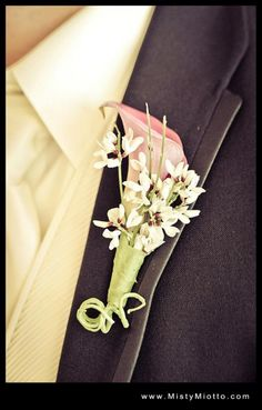 Groom boutonniere by Weddings by Carly Ane's Groom Boutonniere, Boutonnieres, Floral Wedding, Wedding Bouquets, David Baker, Orlando Wedding Photographer, Wedding Photography, Corsages, Centre