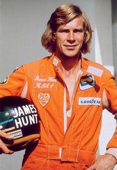 James Hunt, 1976 ~ Formula One Racing