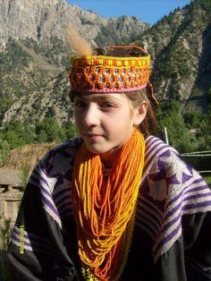 The colourful Kalash culture - Pakistan