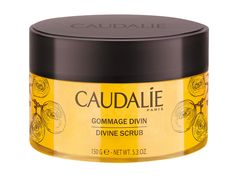 """The slippage  factor resulting from exfoliating scrubs can be scary,"" San  Francisco editor Andrea Kasprzak says. ""But this dense formula left my  skin soft and my shower remarkably gunk free.""Available at caudalie.com, $38."