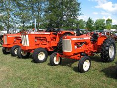 allis chalmers tractors   Allis-Chalmers tractors