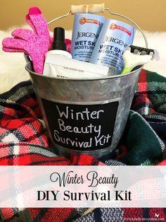 Kindly Unspoken | DIY: Winter Beauty Survival Kit | http://www.kindlyunspoken.com #wetskinmoisturizer #ad