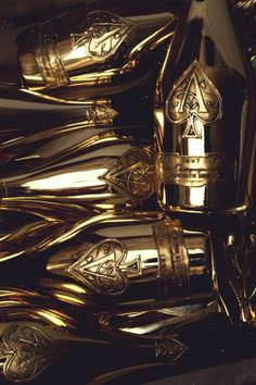 Happy New Year, lets get it started!!!....The most expensive champagne in the world.