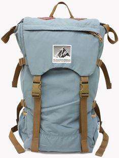 Mt RAINIER DESIGN : BOX PACK (B.GREY)
