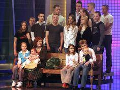 Cazuza: Aos 65, alemã mãe de 13 filhos está grávida de qua...