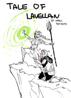 .That's some accurate picture of my Lavellan Inquisitor...