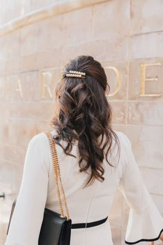 Mattar pearl barrette en 2019 Cheveux, Accessoires