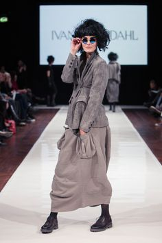 Copenhagen Fashion Week - Ivan Grundahl FALL 2013 READY-TO-WEAR