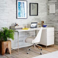 Lacquer Storage Desk Set - Box File