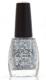 Sation Computer Chic Glitter Nail Polish 9039