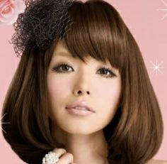 1000 Images About Magics In The Makeuphairnails On Pinterest  Bangs Bal