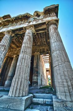 Athens, Greece...It's going to be awesome to walk in places I've only read about...