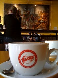 espresso vivace - our favorite coffee in Seattle!  We miss it daily!