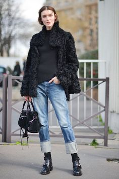 Pin for Later: Retour Sur les Meilleurs Looks Street Style de la Fashion Week de Paris Jour 6 Jada Joyce