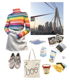 """""""CraZy tiMe in My LifE"""" by dontdisd on Polyvore featuring мода, sOUP, adidas, Tri-coastal Design и Ultimate"""