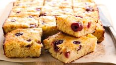 Try our delicious selection of 40 easy tray bake recipes including brownies, millionaire's shortbread, flapjacks, blondies and Tray Bake Recipes, Baking Recipes, Cake Recipes, Dessert Recipes, Desserts, Fig Cake, Cherry Cake, No Bake Treats, Food Cakes