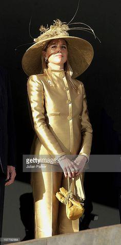 Princess Máxima, March 24, 2003