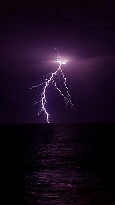 'Spark of Life' Photographic Print by Michael Bermingham Purple Lightning, Ride The Lightning, Thunder And Lightning, Lightning Storms, Lightning Photography, Storm Photography, Nature Photography, Photography Tips, Purple Wallpaper