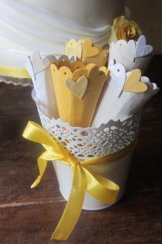 Conetti porta-riso e confetti