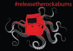 #releasetherockabums #pinittowinit