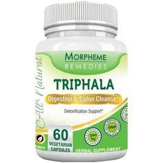 Morpheme Triphala Caps – Natural Herbal Supplements   AyurvedicCure.com