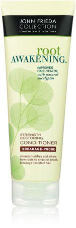 John Frieda Root Awakening Strength Restoring Conditioner for Breakage-Prone Hair...