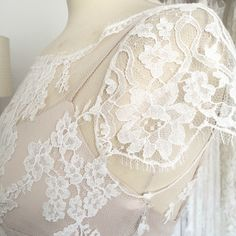 Finest quality French Calais Lace is used to create a modern classic. Bohemian Style Wedding Dresses, Designer Wedding Dresses, London Wedding, French Lace, Modern Classic, Florence, Corset, Lace Wedding, Silk