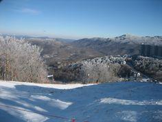 Peak of Sugar Mountain, NC