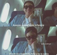 Sometimes I miss my childhood. Where I was happy and I didn't know. My Life Plan, Story Of My Life, Frases Bts, Sad Heart, Spanish Phrases, Sad Life, Fake Love, True Feelings, Deep Words