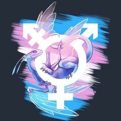 Transgender Tattoo Ideas, Transgender Ftm, Trans Flag, Trans Boys, Trans Art, Trans Rights, Lgbt Love, Dragon Design, Drawings