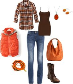"""campfire"" by kristal-coon-facemyer on Polyvore"