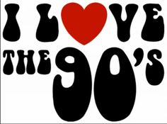 Ah, growing up in the 90s. Here's a video of all things 90s.