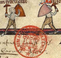 Bib. Mazarine MS.348 Breviary 1275-1299