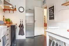 białe sciany w kuchni - Szukaj w Google