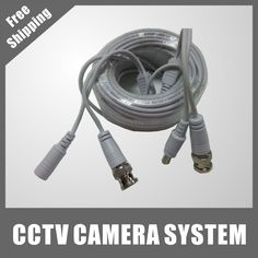 Find More CCTV Accessories Information about SunChan 18.5M 2 in 1 CCTV Video Cable Power Connector & BNC Connector,High Quality cable connector,China connector gold Suppliers, Cheap cable sale from SunChan's Security Camera on Aliexpress.com