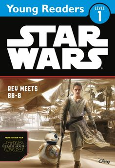 Star Wars The Force Awakens: Rey Meets BB-8 by Lucasfilm from @egmontuk. #childrensbooks These special Star Wars Young Readers will transport early readers to a galaxy far, far away… Full colour illustrations and simple texts retell favourite episodes from the Star Wars saga. #books