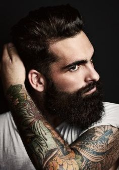 How to grow a beard for the first time? Beard growth stages and tips for growing a beard thicker and faster. Understanding the beard growth timeline I Love Beards, Great Beards, Long Beards, Beard Love, Awesome Beards, Perfect Beard, Man Beard, Men's Grooming, Barba Sexy