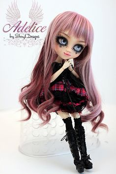 Pullip Doll Adelice_31 | Flickr - Photo Sharing!