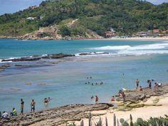 Praia de Gaibu, Cabo de Santo Agostinho (PE)