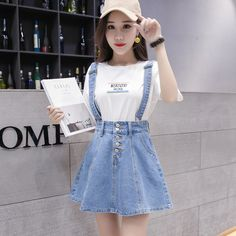 Light blue/dark blue students cowboy skirt SE11083      Use coupon code #cutekawaii for 10% off         #skirt #skirts #skirtsuit #easter #clothes #clothing #happyeaster #ootd #bts #girl
