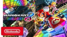 Mario Kart 8 originally came out in 2014 and as predicted, a great success. The Mario Kart series is one of the most successful kart racing games since the days Mario Kart 8, Mario Kart Switch, Mario Bros, Nintendo 2ds, The Legend Of Zelda, World Of Tanks, Donkey Kong, Call Of Duty, Luigi