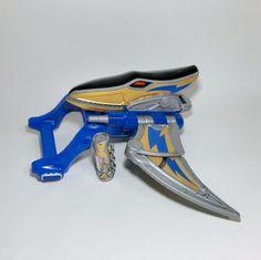 Bandai Power Rangers Dino Charge Kyoryuger Gaburi Changer Gold Ranger Morpher #Bandai