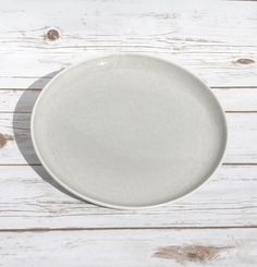 Russel Wright By Stuebenville Grey Speckleware Dinner Plate Replacement Mid Century Kitchen by WhimsyChicEmporium on Etsy